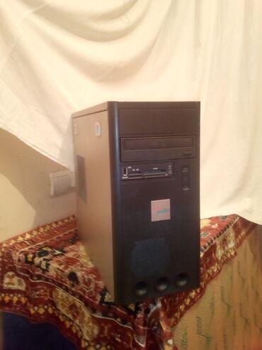 блок питания для сигнализации в Азербайджан: Kompyuter satılır işlək vəziyətdə. Prosessor Intel® Core™2 Quad