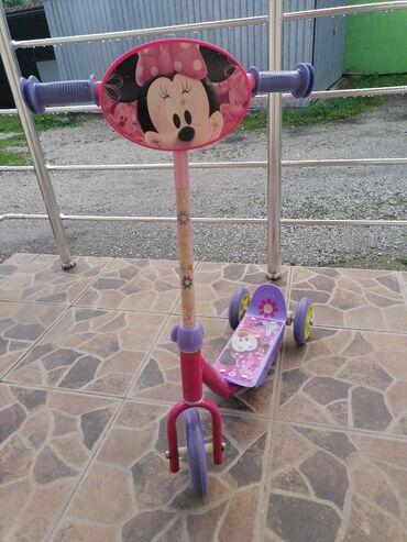 Za decu - Valjevo: Trotinet za devojcice