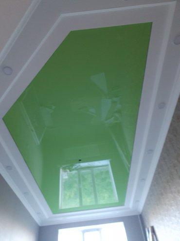 Натяжной потолок в Лебединовка
