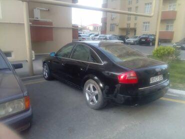 Audi - Azərbaycan: Audi A6 2.4 l. 2000 | 378464 km