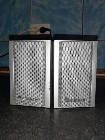 Elektronika | Kovilj: Zvucnici ciatronic mali a bas se jako cuju