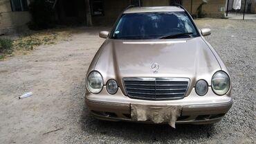 Ош знакомства - Кыргызстан: Mercedes-Benz E-Class 2.6 л. 2002 | 300 км