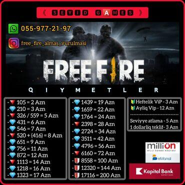 free fire hesap satış - Azərbaycan: Free Fire #en ucuz ve serfeli qiymetlerle almaz elde edin