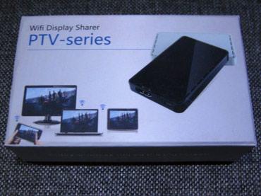 Аксессуары для ТВ и видео в Кара-Балта: Продаю:  WiFi передатчик видио и фото  HD качество.  Новый!