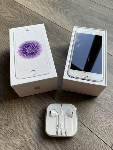 Apple iPhone 6 - 16GB - Silve