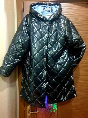 Куртка черная стеганная Zara. Одевали 3 раза. На девочку 13-14 лет