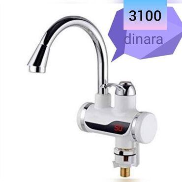 Slavina koja greje vodu! Brzo i lako do tople vode  Naručite u inbox