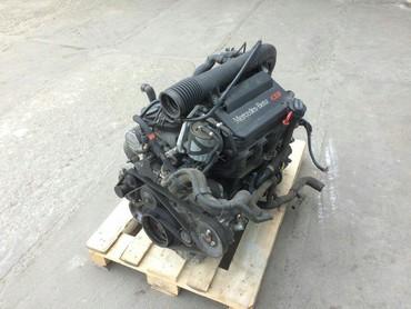 мотор 2 7 cdi mercedes в Кыргызстан: Двигатель, мотор Вито 2.2 cdi 611 привозной