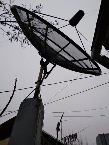 Продаю сетчатую спутник.антенна, диаметр 3 метра.прошу 350 долларов в Бишкек