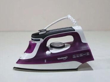 Утюг паровой Техномир WL-8688 фиолетовыйBrand:ТехномирОбщие
