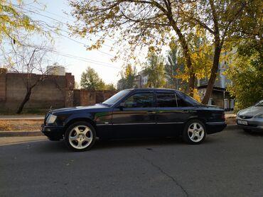 mercedes w124 e500 купить в россии в Кыргызстан: Mercedes-Benz W124 2 л. 1993   50000 км