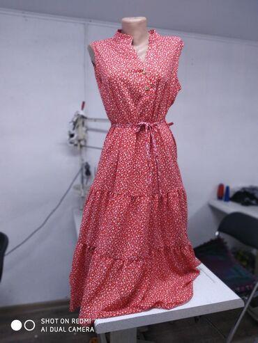 Платье из штапеля Х /Б