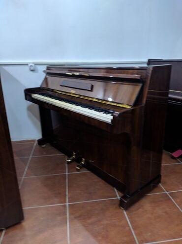 Musiqi alətləri - Dəliməmmədli: Piano və fortepianolar