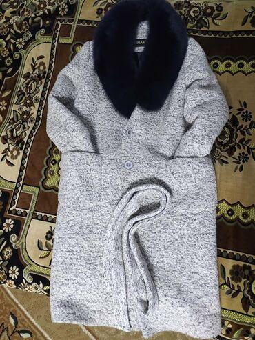 пальто женское зимнее бишкек в Кыргызстан: Продаю новое зимнее пальто размер 46-48