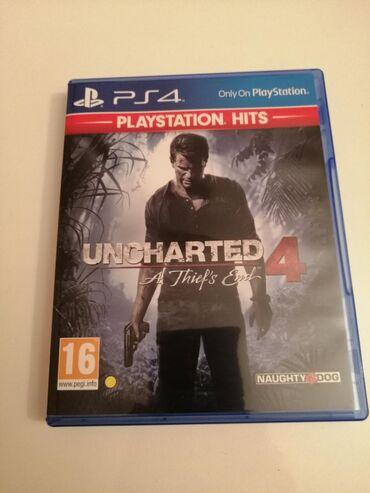 PS4 (Sony Playstation 4) | Srbija: Uncharted 4