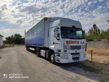 Рено универсал - Кыргызстан: Рено Премиум 460 DXI 2013 г.в. Евро 5. Стандарт. Машина из Франции