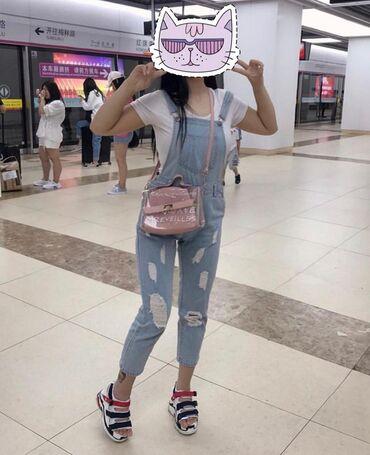 Комбез размер М Фабричный Пекин 500 с совсем новые обувь размер 37