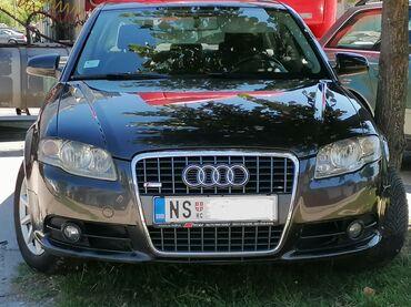 audi a3 1 8 tfsi u Srbija: Audi A4 2 l. 2007 | 193216 km