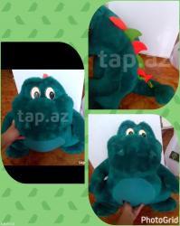 Bakı şəhərində Dinozavr oyuncag