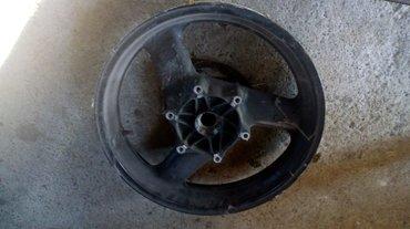 Honda | Srbija: Prednji tocak pan european honda . nije ni varen ni kriv. prodao motor