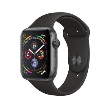 Apple Watch Series 4 44mm Space Gray. - Bakı