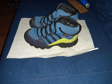 Adidas terrex cipele-cizmice za decaka, 27 broj. Maksimalno ocuvane, n