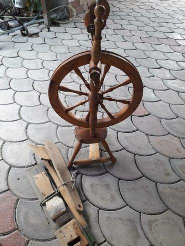 Продается прялка веретено в Лебединовка