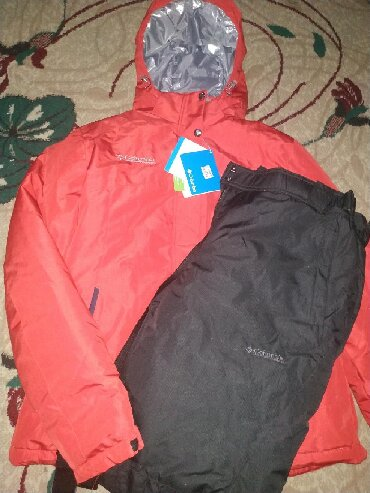 Спортивные костюмы - Сокулук: Продаю новый лыжный комбинезон. Размер 6XL . Село Сокулук