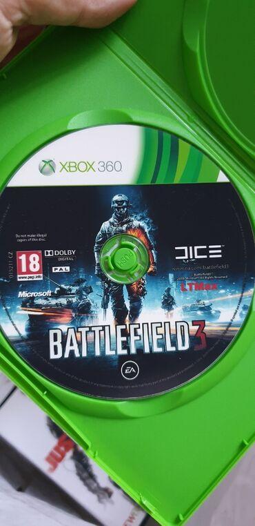 Xbox 360 & Xbox - Azərbaycan: Диск на x-box ( новый)