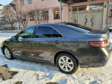 машина на продажу в Кыргызстан: Toyota Camry 2.5 л. 2010 | 126 км