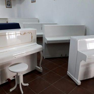 Gəncə şəhərində Pianolarin satişi Almaniya.Cexoslavakiya istehsali unvana catdirilma