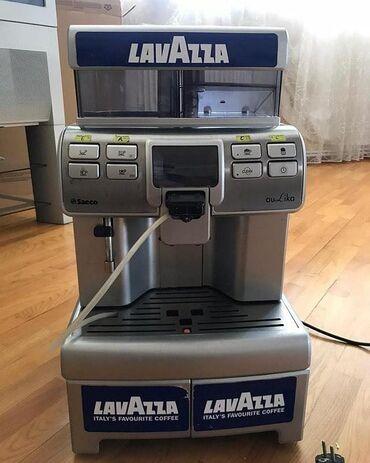 Kofe-aparati-satilir - Azərbaycan: Restoran ve kafe ücün Lavazza kofe aparati 2000 manata alinib,1000
