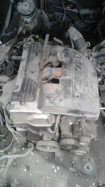 honda k24a в Кыргызстан: Контрактный двигатель Honda K24A (2.4 бензин) передний привод (Accord