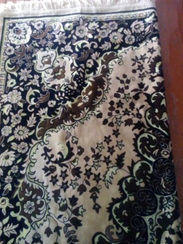 Kravat üstü xalça pakrıval 25 ilindir ancaq işlənmiyib uzunu 2m 20sm
