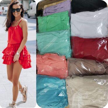 Ženska odeća - Sivac: 1400din Pamuk elastin