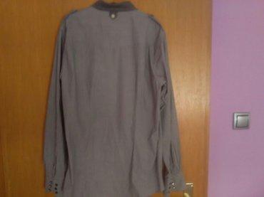 Muška košulja ledžend, veličina L kao nova, svetlosiva sa - Pozarevac
