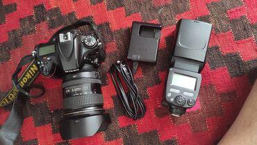 Фото и видеокамеры в Ак-Джол: Фотоаппарат nikon d610 сатылат 40 мин сом срочно