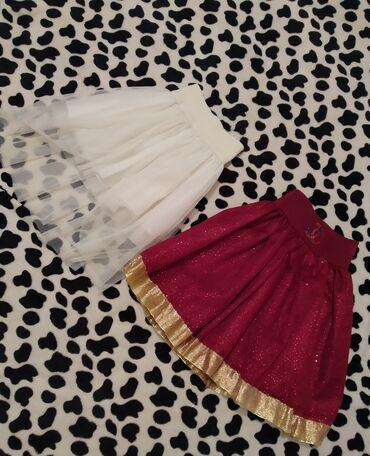 Новые юбки, с 4-5-6 лет