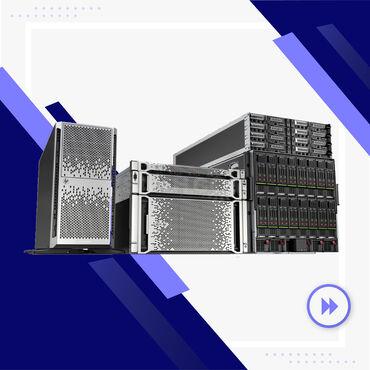 серверы 13 в Кыргызстан: HP. Серверное оборудование, комплектующие.Серверное оборудование HPE