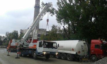 Услуги Автокрана! Мы предоставляем услуги автокрана по Бишкеку а также в Бишкек - фото 9