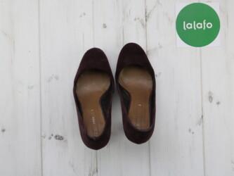 Женские туфли ZARA Каблук: 12 см Длина подошвы: 20 см Р: 37  Нюансы