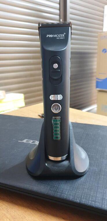 jelektroschetchik-odnofaznyj-so-i446 в Кыргызстан: Профессиональная машинка для стрижки волос Promozer MZ-9821Promozer