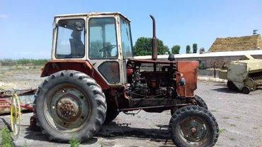 Срочно продаю Трактор ЮМЗ-6. С большой в Бишкек