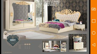 Спальняя мебель Хюррем. Местное в Bakı