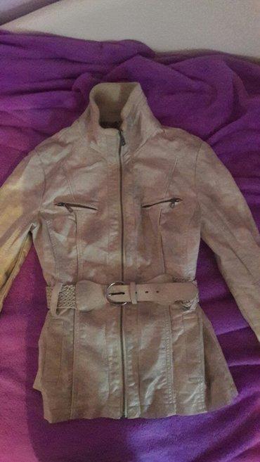 Kozna jakna, ocuvana skroz 1100 - Kovacica