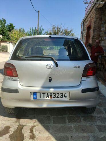 Toyota Yaris 1 l. 2002 | 200000 km