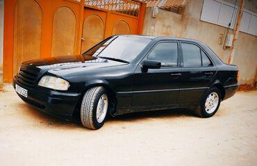 brilliance m2 1 8 at - Azərbaycan: Mercedes-Benz C 180 1.8 l. 1995   123456 km