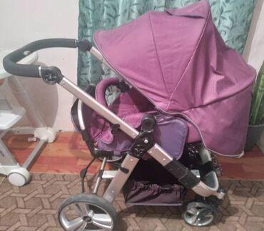 Детский мир - Пригородное: Срочно продаю коляску мало пользовались хор сост