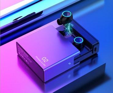 Беспроводные Bluetooth наушники TWS - BS02. в Бишкек