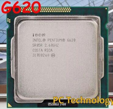 videokamera na kompyuter в Кыргызстан: Продам Процессор Intel G620 2 ядра 2 потока. 2.6ghz. Boost 2.8ghz